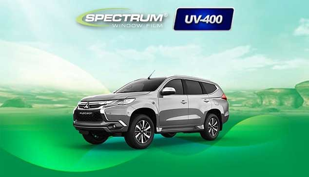 UV 400 - spectrum